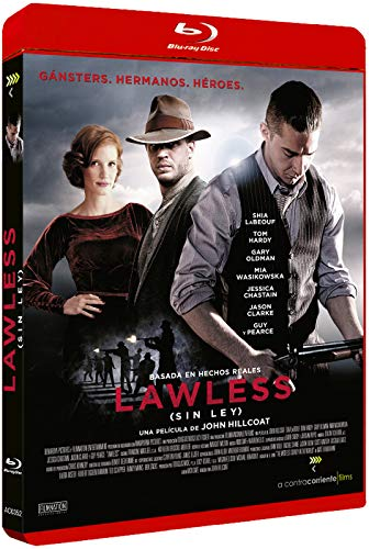 Sin ley (Lawless) [Blu-ray]