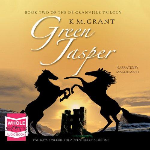 Green Jasper audiobook cover art