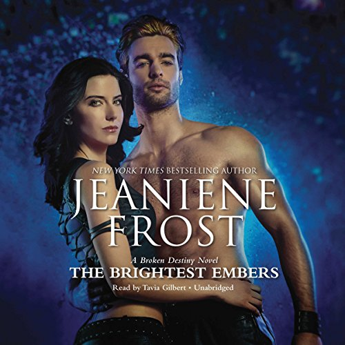 The Brightest Embers audiobook cover art