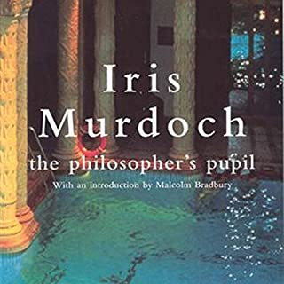 Philosopher's Pupil audiobook cover art