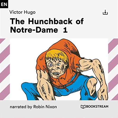 The Hunchback of Notre-Dame 1 cover art