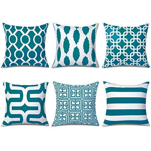 Our #7 Pick is the Top Finel Decorative Pillow Cover Set