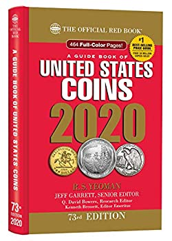 A Guide Book of United States Coins 2020  Hidden Spiral Version