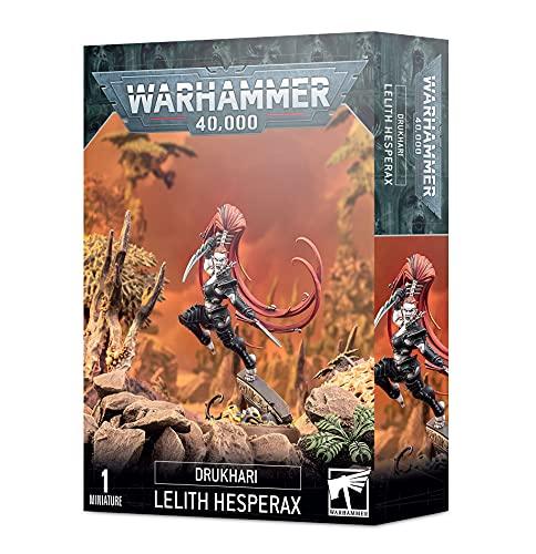 Games Workshop Warhammer 40k - Drukhari Lelith Hesperax