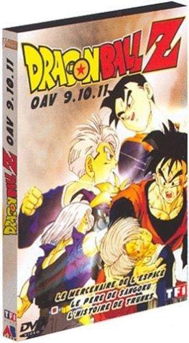 Dragon Ball Z OAV, Vol. 9, 10 & 11 : Les mercenaires de l'espace - Le père de Songoku - L'histoire de trunks