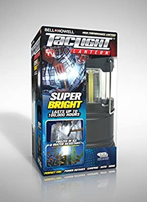 Bell + Howell Taclight Lantern