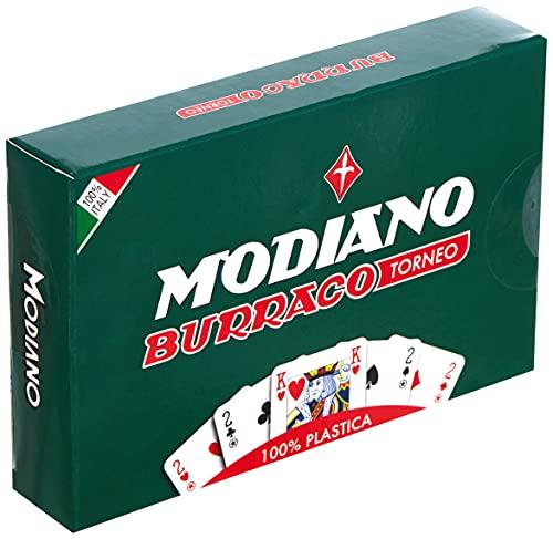Modiano- Burraco 100% plastica, 300369