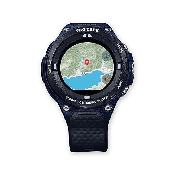 Casio Pro Trek Smartwatch WSD-F20A-BUAAE 1