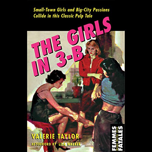 The Girls in 3-B audiobook cover art