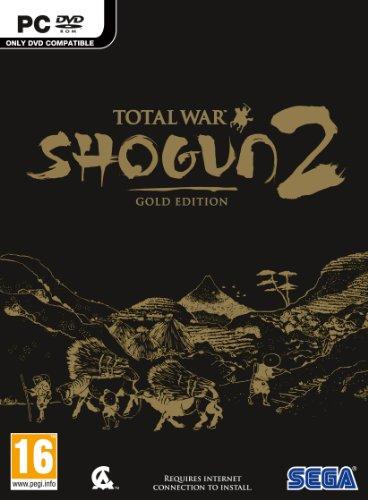 [UK-Import]Total War Shogun 2 Gold Edition Game PC
