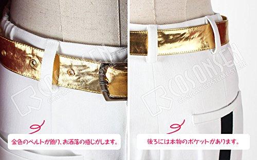 『東京喰種トーキョーグール 月山習 私服 コスプレ衣装 (女性M)』のトップ画像