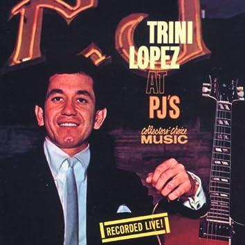 Trini Lopez At PJ's (Live)