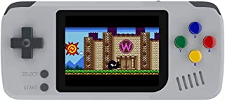 Game Machine Handheld Game Console 64 Bit Video Game Console Port - Built-in 1000 Games, 5.8 inch Open Source Handheld Game Machine for FC GBA SFC MD NGP PS