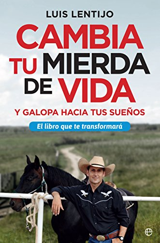 Cambia tu mierda de vida (Psicología y salud) eBook: Lentijo, Luis: Amazon.es: Tienda Kindle