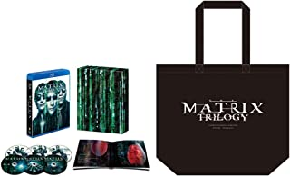 [Amazon. Co. JP Limited] matrix Trilogy HD Digital Lima Star & Japanese 吹替 Add voice recording Edition (first time limited production/Set of 6/with Deluxe Box & Booklet/Amazon orizinaruto-tobakku) [Blu-ray]