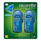 Nicorette freshmint 4 mg Lutschtabletten, 80 St