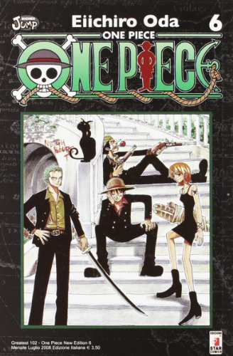One piece. New edition: 6