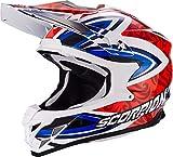 casco scorpion motocross