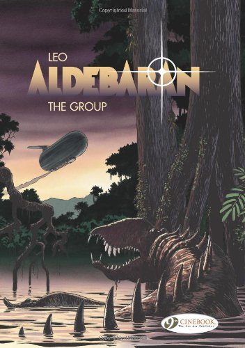 Aldebaran - tome 2 The Group (02)