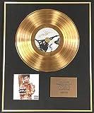 Century Music Awards - Rihanna - Disco de oro de 24 quilates, edición limitada exclusiva, sin apologética