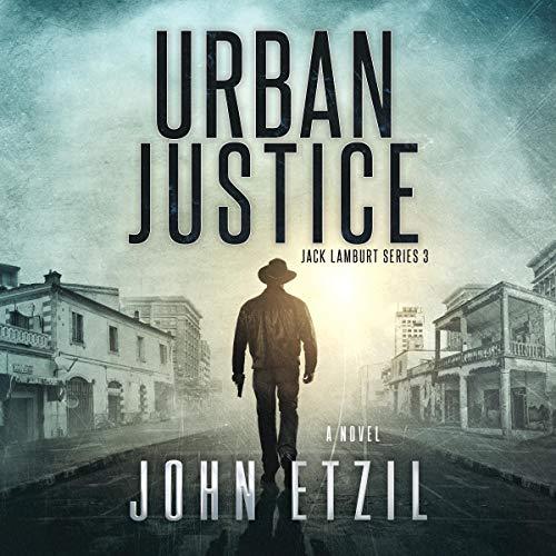 Urban Justice audiobook cover art