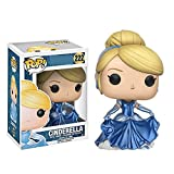 Funko Pop Movies : Cinderella (Metallic Paint Limits) 3.75inch Vinyl Gift for Anime Fans SuperCollection