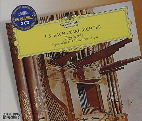 Bach J.S: Organ Works
