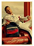 H/A Sänger Liam Payne Retro DIY Hd Leinwand Poster Kunst