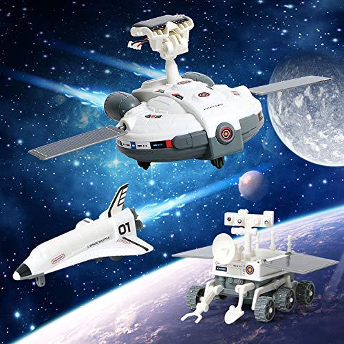 KMiKE Solar Robot Kit for Kids 4-in-1 Educational STEM Science Robot Kit Toys DIY Assembly Robot Kit for 8-12 Year Old Children, Best Gift for Your Kids