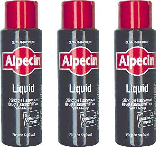 Alpecin Coffein-Liquid 3x15 ml