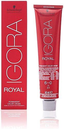 Schwarzkopf Igora Royal 6-0 Coloration 60 ml