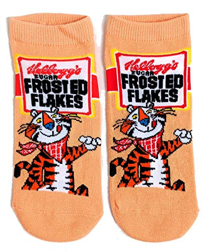 Kellogg's Frosties Tony Tiger Damen-Socken, Gr. 37-42