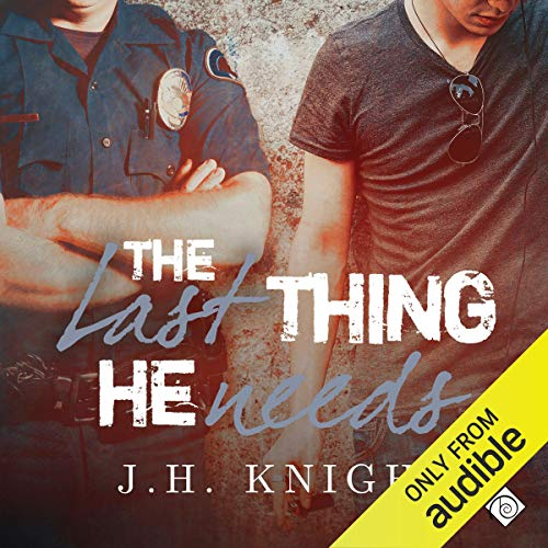 Couverture de The Last Thing He Needs