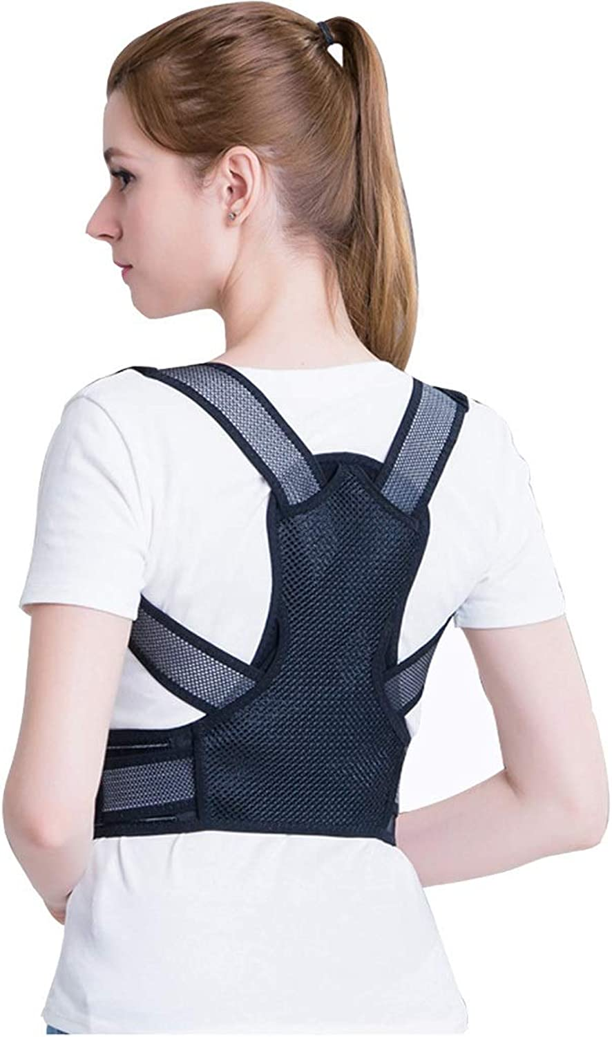 Back Straightener Back Stabilizer Moderate Back Relief Chronic Back Pain Physical Therapy Posture Support Back and Shoulder Pain Support Male Or Female