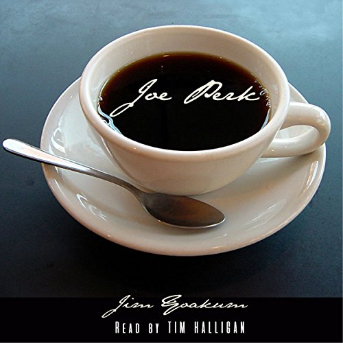 Joe Perk audiobook cover art