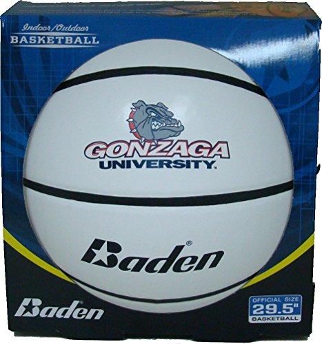 Amazing Deal NCAA Gonzaga Bulldogs Autograph Basketball, Official Size