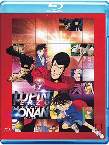 Lupin III Vs Detective Conan (Blu-Ray) [Import]