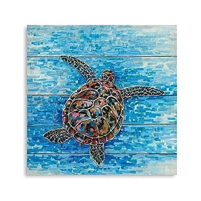 Sea Turtle Bathroom Decor Turtle Poster: Turtle...
