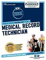 Medical Record Technician (Career Examination)