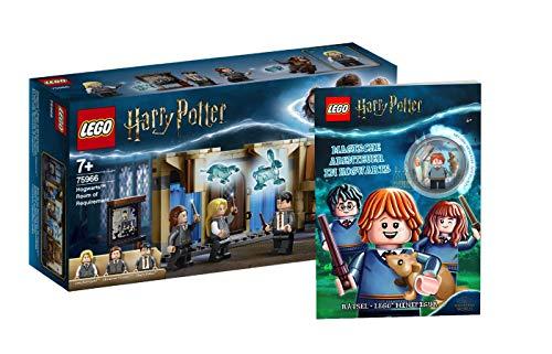 Collectix Lego Harry Potter 75966 - Juego de figuras de Ron Weasley y Krätze (en alemán)