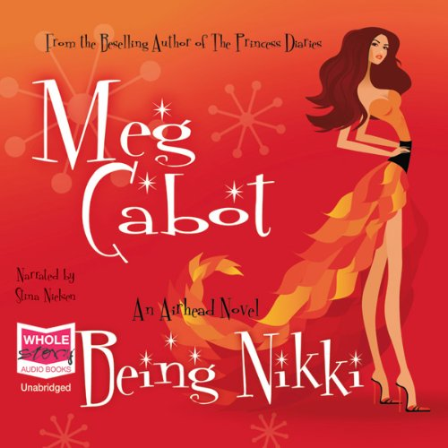 Being Nikki  audiobook cover art