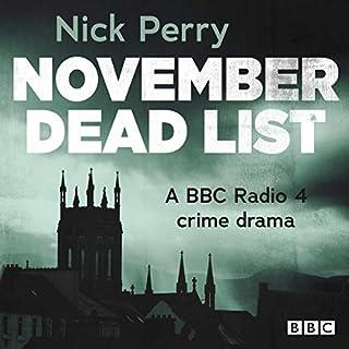 November Dead List cover art