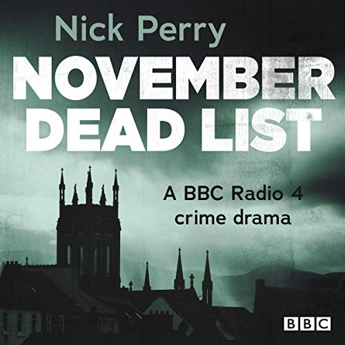 November Dead List cover art