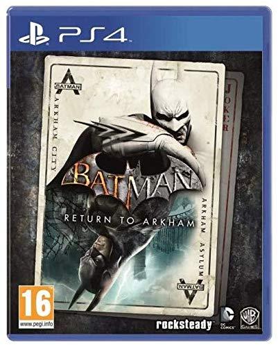 Batman : Return to Arkham Jeu PS4