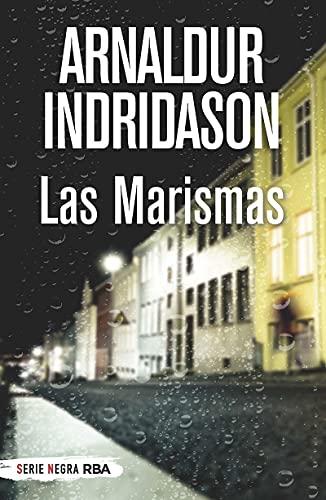 Las Marismas, Arnaldur Indridason
