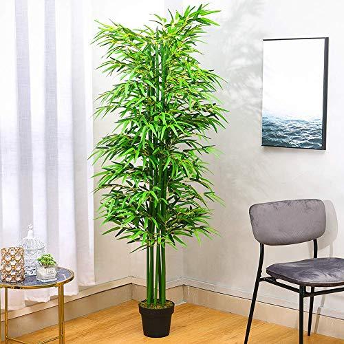 planta bambu artificial de la marca LNDDP