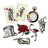 Talking Tables Alice In Wonderland Grands Accessoires | Alice au Pays des...