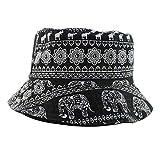 HAIRJDSR Hombres Mujeres Sombrero Bucket Sombrero de...