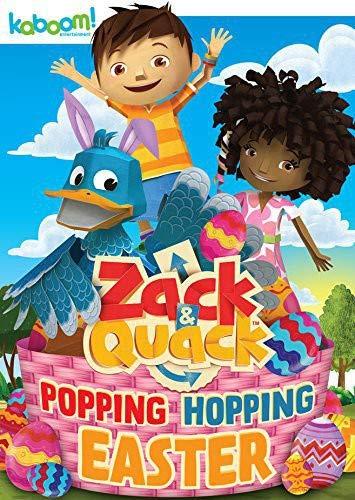 Zack & Quack - Popping Hopping Easter [Edizione: Stati Uniti] [Italia] [DVD]