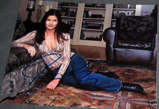 JILL HENNESSY SIGNED AUTOGRAPH HOT SEXY 8X10 PHOTO A